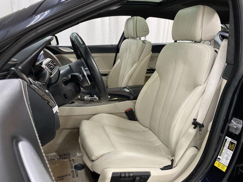 Used 2017 BMW 6 Series 640i Gran Coupe for sale $39,888 at Gravity Autos Marietta in Marietta GA 30060 17