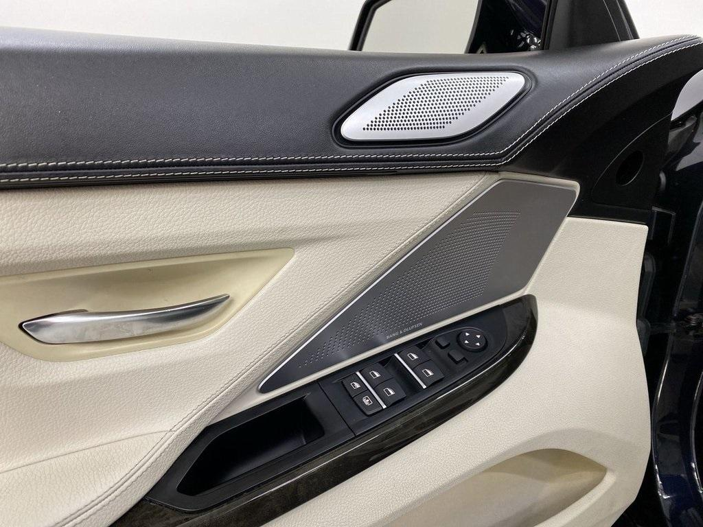 Used 2017 BMW 6 Series 640i Gran Coupe for sale $39,888 at Gravity Autos Marietta in Marietta GA 30060 21