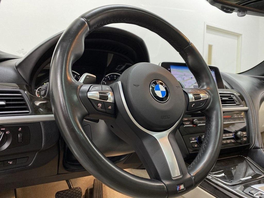 Used 2017 BMW 6 Series 640i Gran Coupe for sale $39,888 at Gravity Autos Marietta in Marietta GA 30060 24