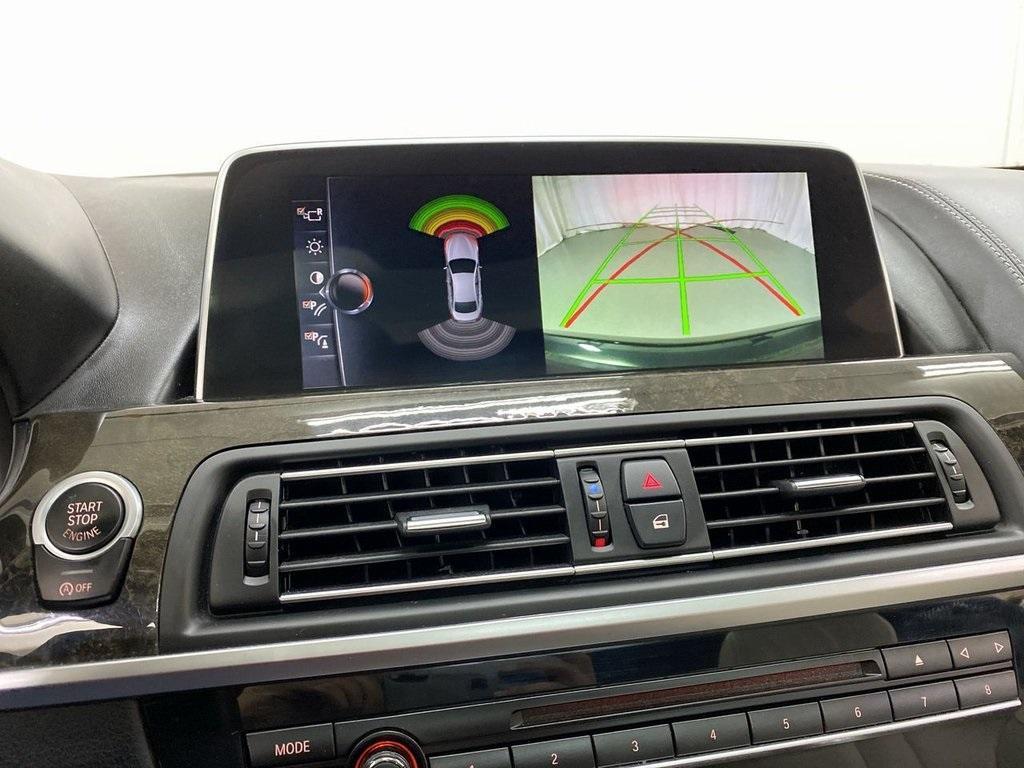 Used 2017 BMW 6 Series 640i Gran Coupe for sale $39,888 at Gravity Autos Marietta in Marietta GA 30060 34