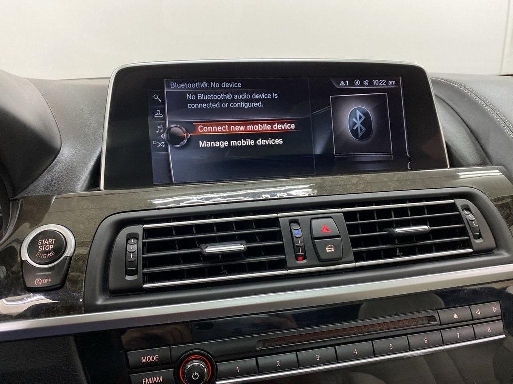 Used 2017 BMW 6 Series 640i Gran Coupe for sale $39,888 at Gravity Autos Marietta in Marietta GA 30060 35
