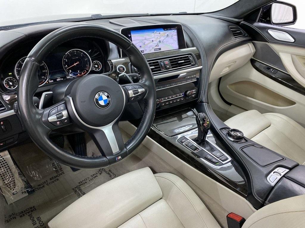 Used 2017 BMW 6 Series 640i Gran Coupe for sale $39,888 at Gravity Autos Marietta in Marietta GA 30060 43
