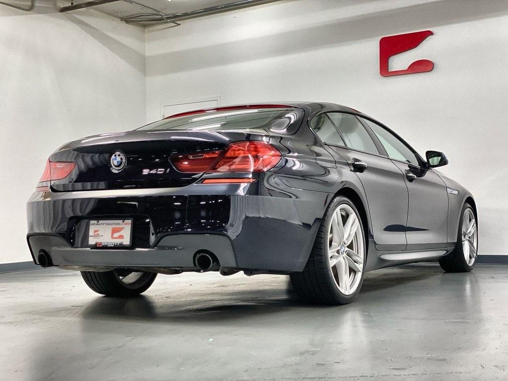 Used 2017 BMW 6 Series 640i Gran Coupe for sale $39,888 at Gravity Autos Marietta in Marietta GA 30060 5