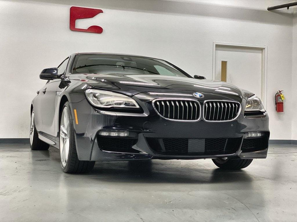 Used 2017 BMW 6 Series 640i Gran Coupe for sale $39,888 at Gravity Autos Marietta in Marietta GA 30060 7