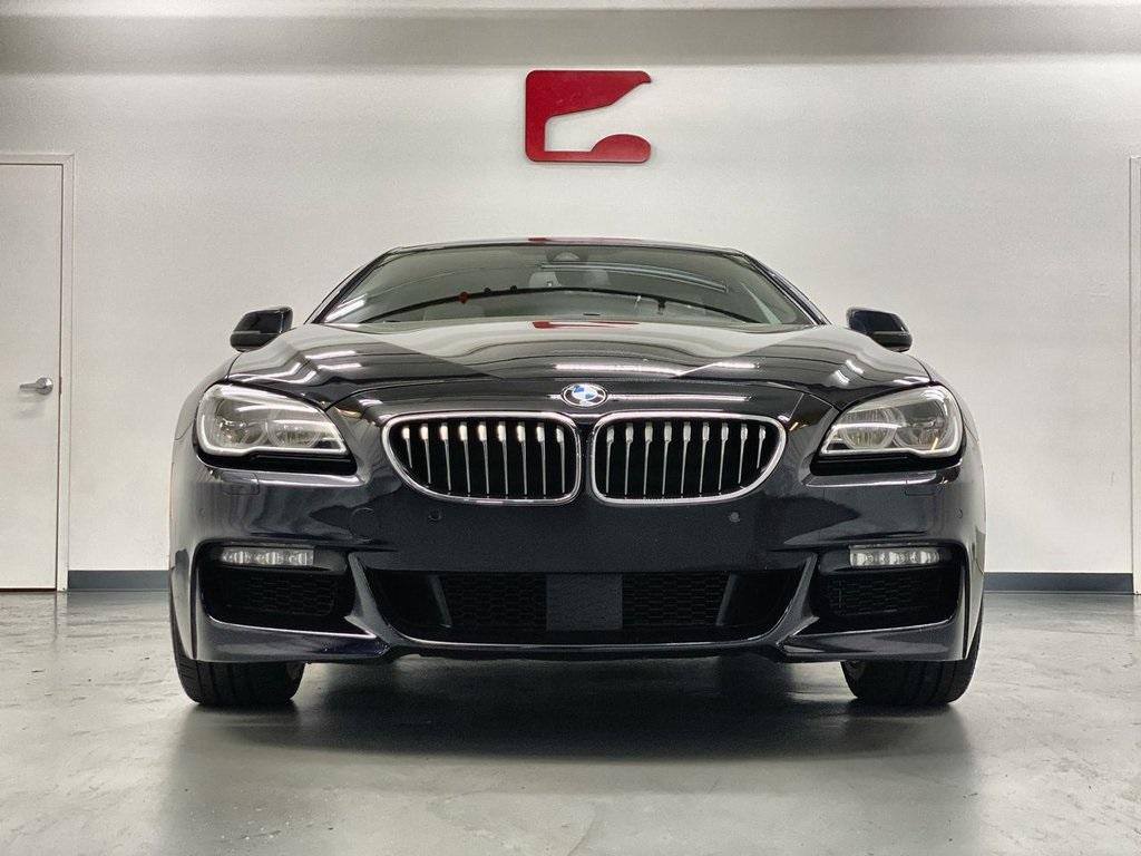 Used 2017 BMW 6 Series 640i Gran Coupe for sale $39,888 at Gravity Autos Marietta in Marietta GA 30060 8