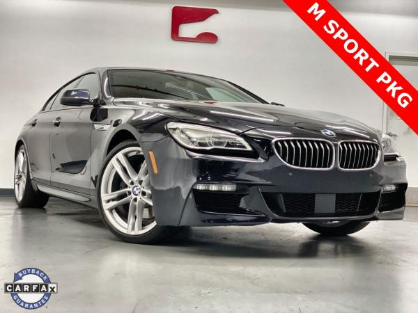 Used 2017 BMW 6 Series 640i Gran Coupe for sale $39,888 at Gravity Autos Marietta in Marietta GA