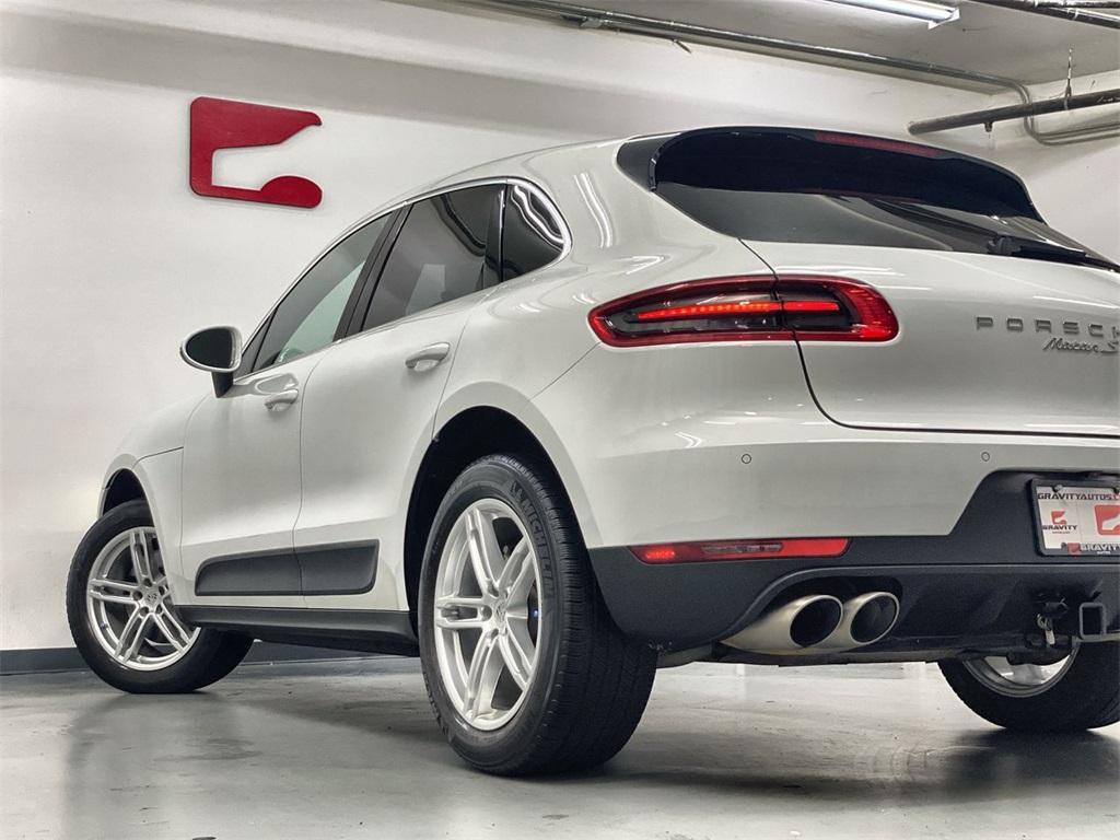 Used 2017 Porsche Macan S for sale $42,222 at Gravity Autos Marietta in Marietta GA 30060 13