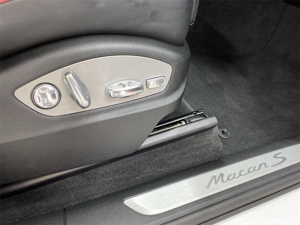 Used 2017 Porsche Macan S for sale $42,222 at Gravity Autos Marietta in Marietta GA 30060 20