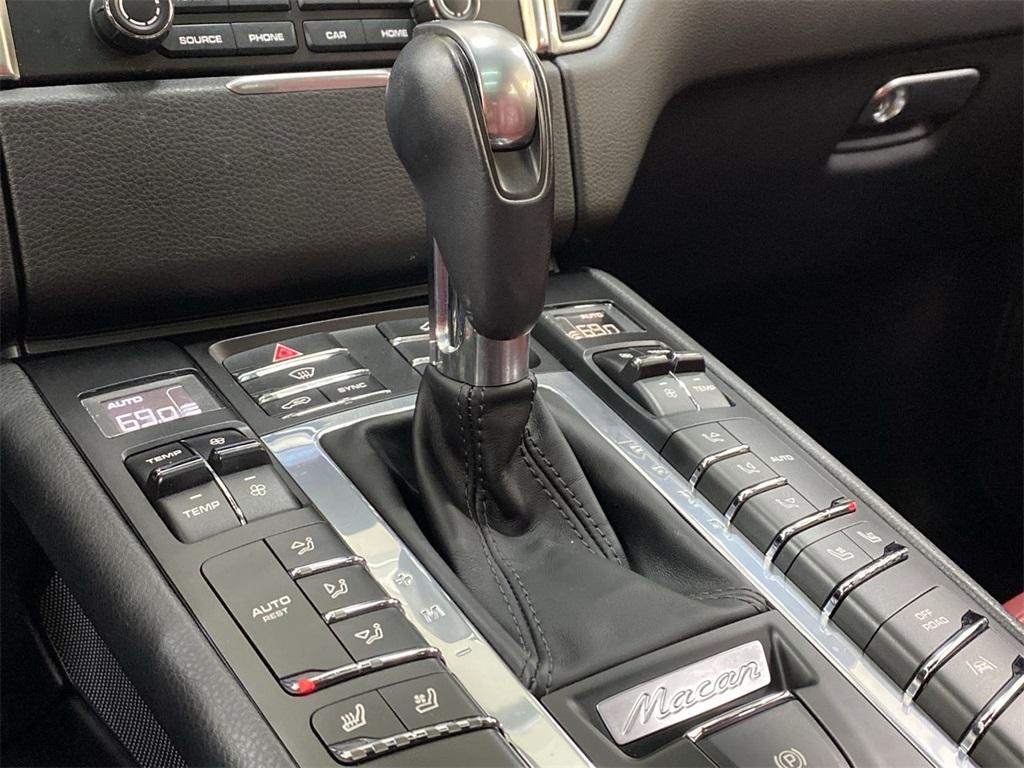 Used 2017 Porsche Macan S for sale $42,222 at Gravity Autos Marietta in Marietta GA 30060 35