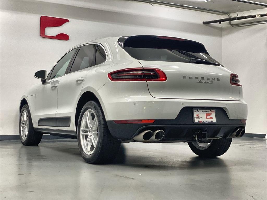 Used 2017 Porsche Macan S for sale $42,222 at Gravity Autos Marietta in Marietta GA 30060 7