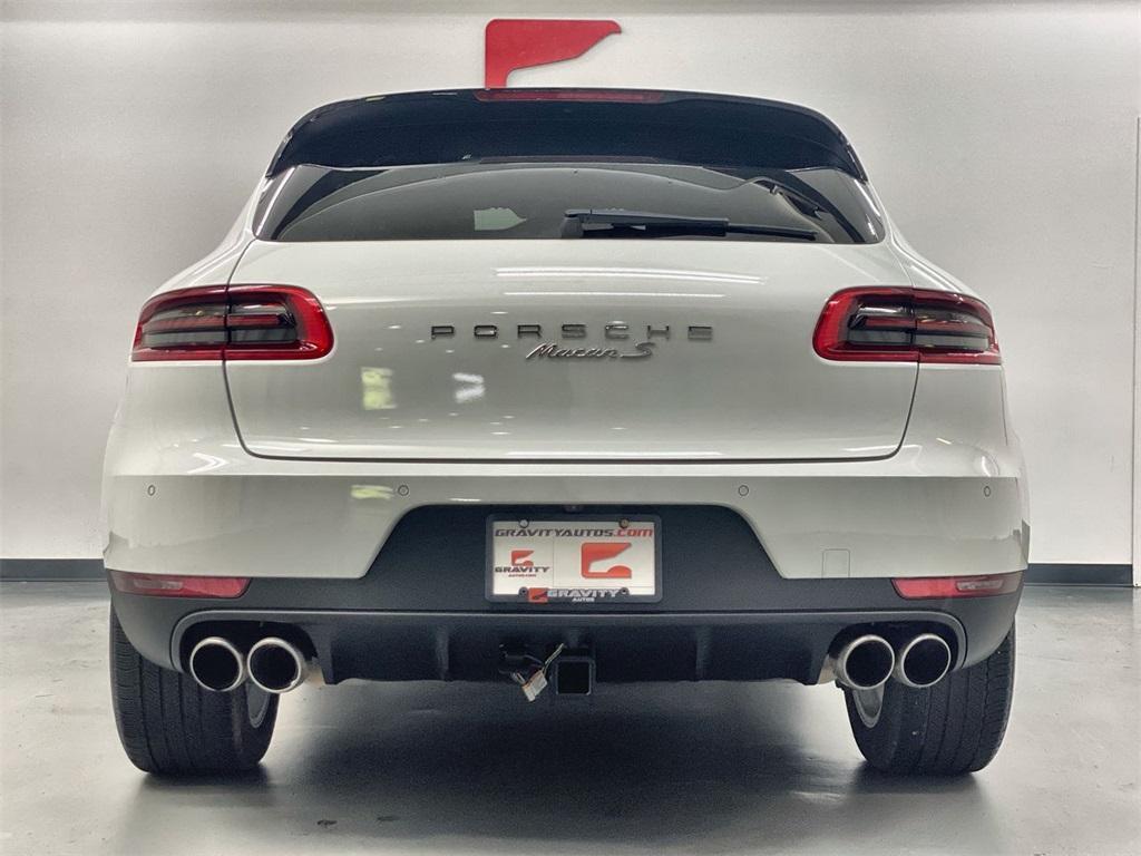 Used 2017 Porsche Macan S for sale $42,222 at Gravity Autos Marietta in Marietta GA 30060 8