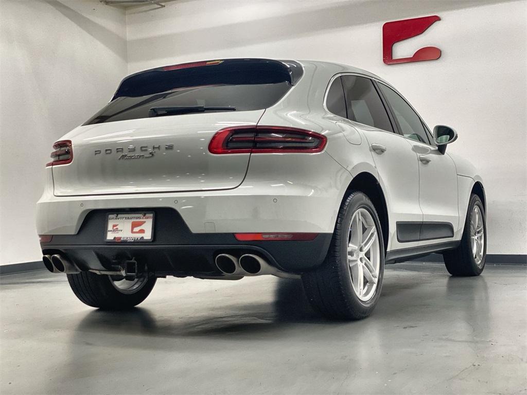 Used 2017 Porsche Macan S for sale $42,222 at Gravity Autos Marietta in Marietta GA 30060 9