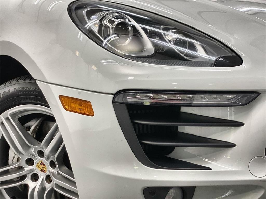 Used 2017 Porsche Macan S for sale $39,949 at Gravity Autos Marietta in Marietta GA 30060 10