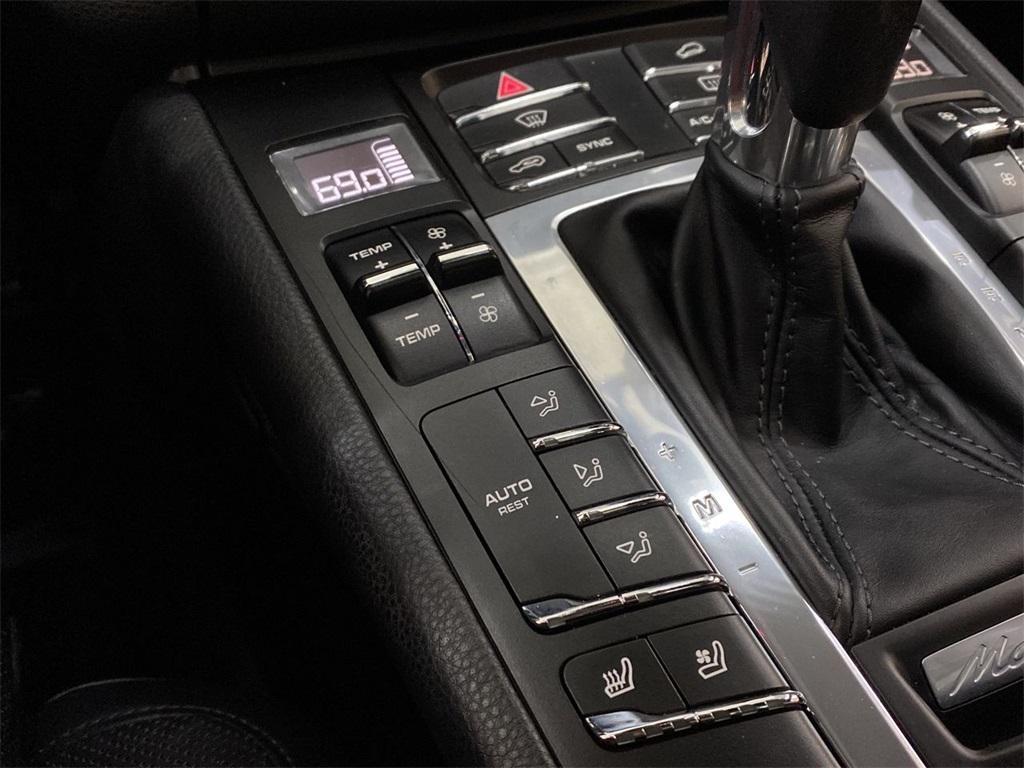 Used 2017 Porsche Macan S for sale $39,949 at Gravity Autos Marietta in Marietta GA 30060 32