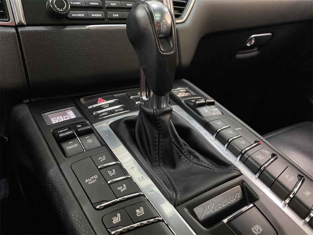 Used 2017 Porsche Macan S for sale $39,949 at Gravity Autos Marietta in Marietta GA 30060 34
