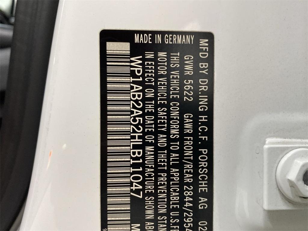 Used 2017 Porsche Macan S for sale $39,949 at Gravity Autos Marietta in Marietta GA 30060 45