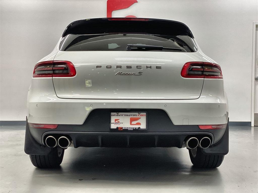 Used 2017 Porsche Macan S for sale $39,949 at Gravity Autos Marietta in Marietta GA 30060 8