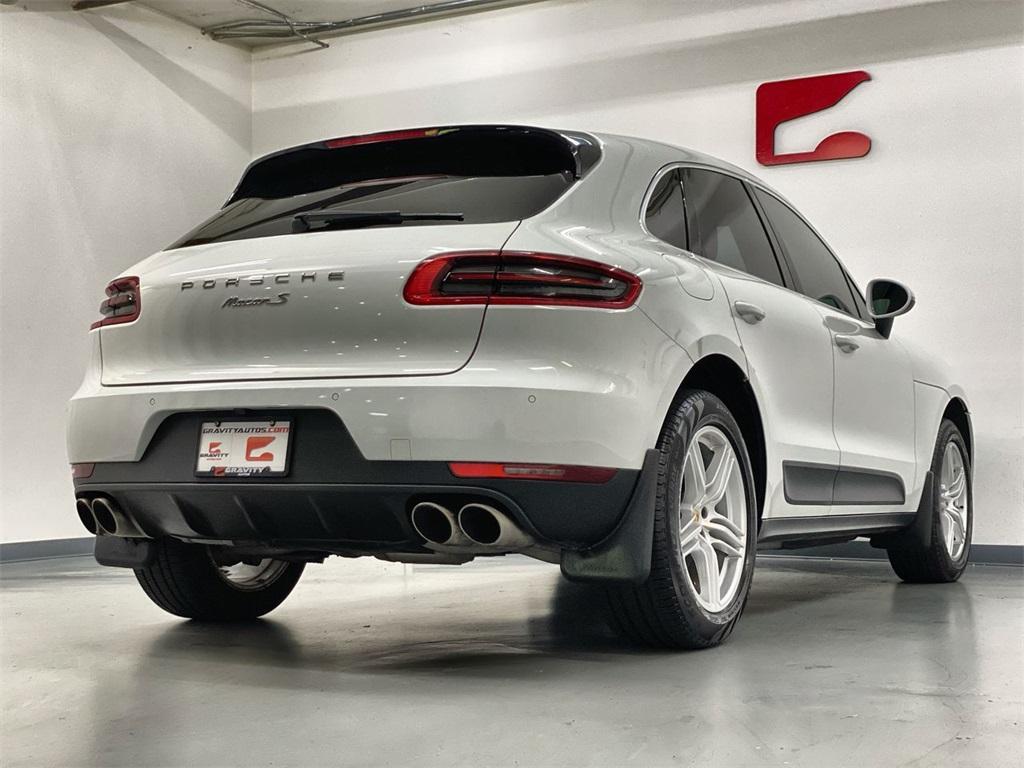 Used 2017 Porsche Macan S for sale $39,949 at Gravity Autos Marietta in Marietta GA 30060 9