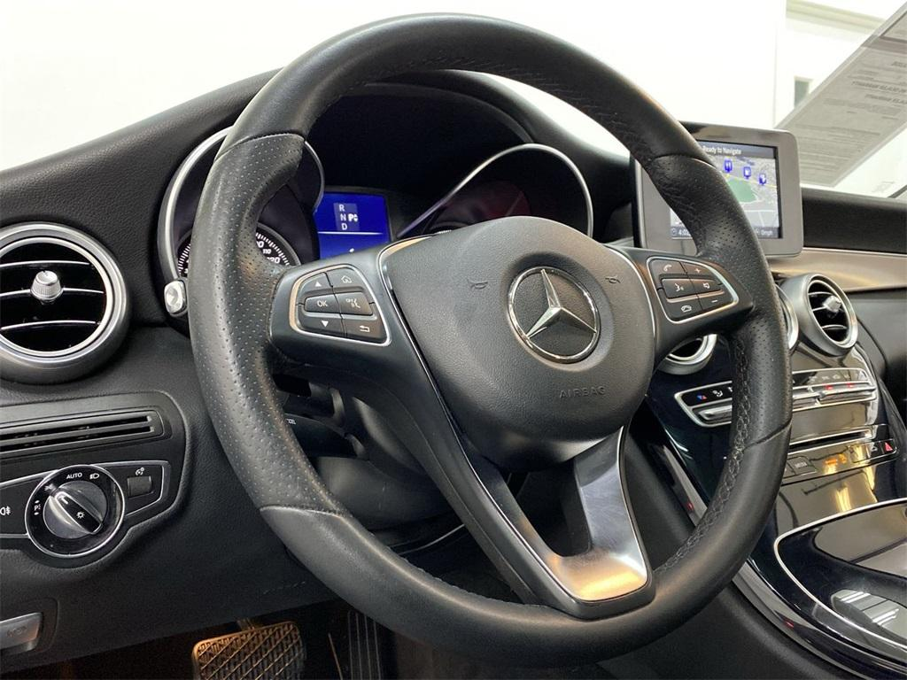 Used 2017 Mercedes-Benz C-Class C 300 for sale $29,199 at Gravity Autos Marietta in Marietta GA 30060 24
