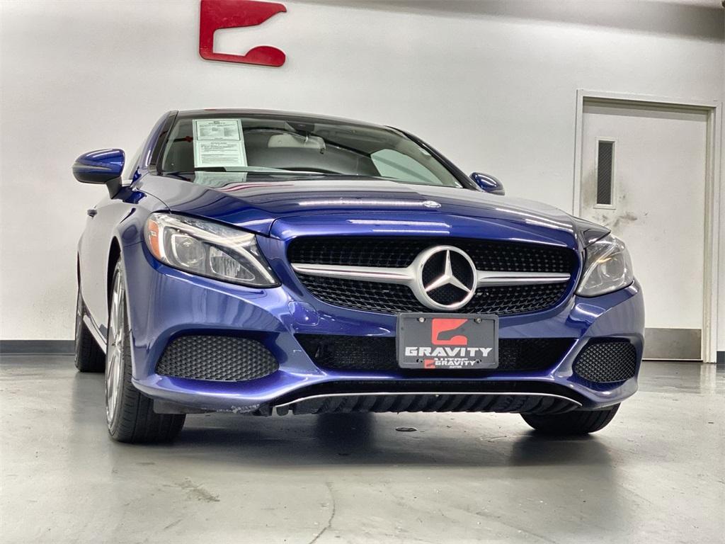 Used 2017 Mercedes-Benz C-Class C 300 for sale $29,199 at Gravity Autos Marietta in Marietta GA 30060 3