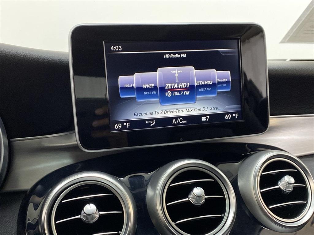 Used 2017 Mercedes-Benz C-Class C 300 for sale $29,199 at Gravity Autos Marietta in Marietta GA 30060 33