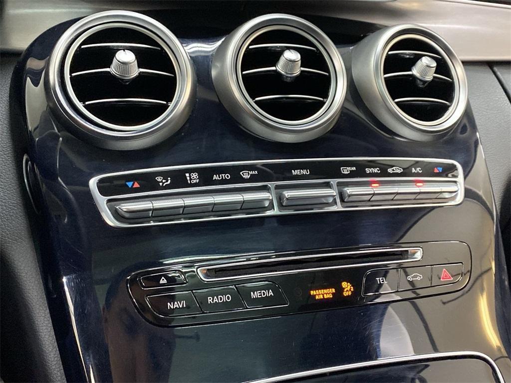 Used 2017 Mercedes-Benz C-Class C 300 for sale $29,199 at Gravity Autos Marietta in Marietta GA 30060 34