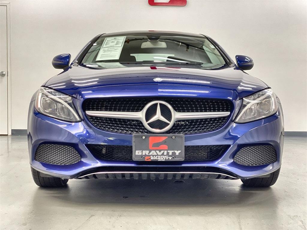 Used 2017 Mercedes-Benz C-Class C 300 for sale $29,199 at Gravity Autos Marietta in Marietta GA 30060 4