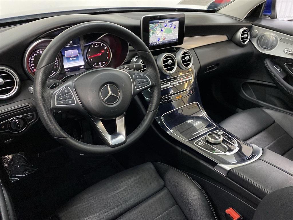 Used 2017 Mercedes-Benz C-Class C 300 for sale $29,199 at Gravity Autos Marietta in Marietta GA 30060 40