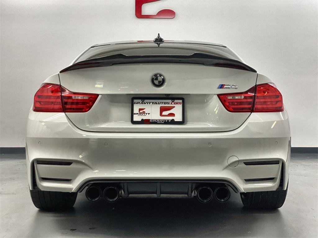Used 2016 BMW M4 for sale $49,444 at Gravity Autos Marietta in Marietta GA 30060 8