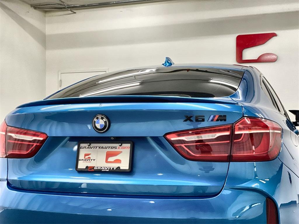 Used 2016 BMW X6 M for sale $53,888 at Gravity Autos Marietta in Marietta GA 30060 12