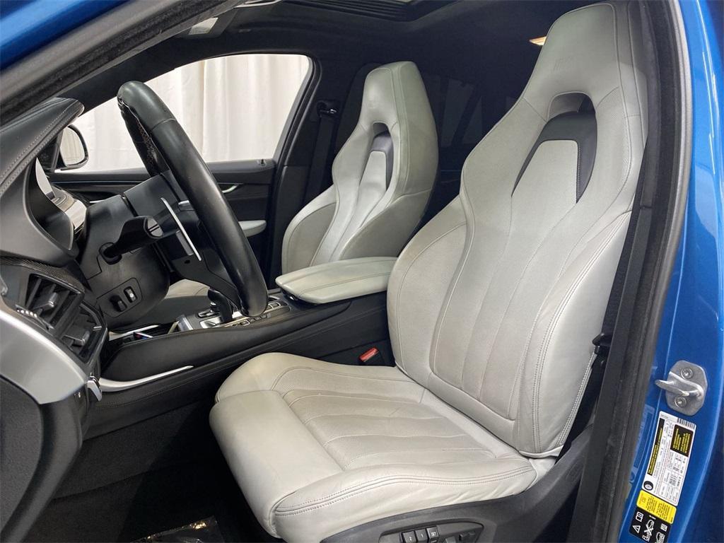 Used 2016 BMW X6 M for sale $53,888 at Gravity Autos Marietta in Marietta GA 30060 17