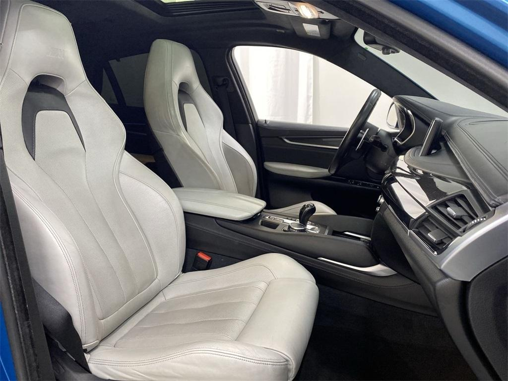 Used 2016 BMW X6 M for sale $53,888 at Gravity Autos Marietta in Marietta GA 30060 19