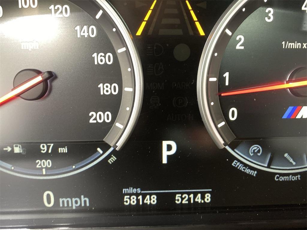 Used 2016 BMW X6 M for sale $53,888 at Gravity Autos Marietta in Marietta GA 30060 28