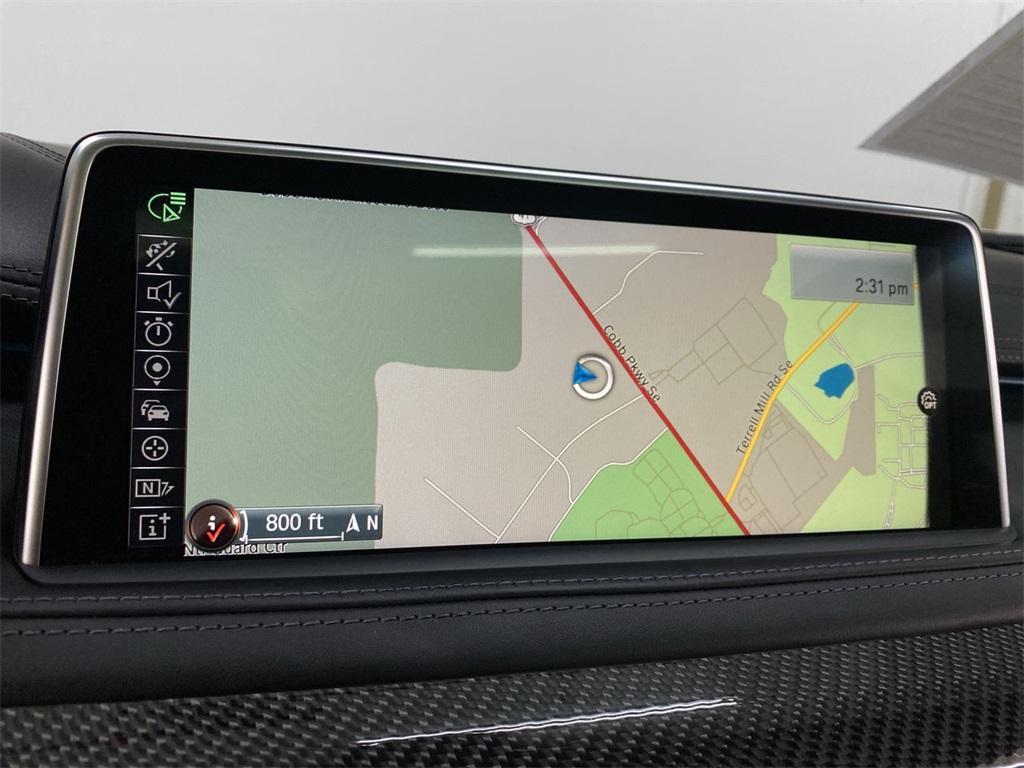 Used 2016 BMW X6 M for sale $53,888 at Gravity Autos Marietta in Marietta GA 30060 32
