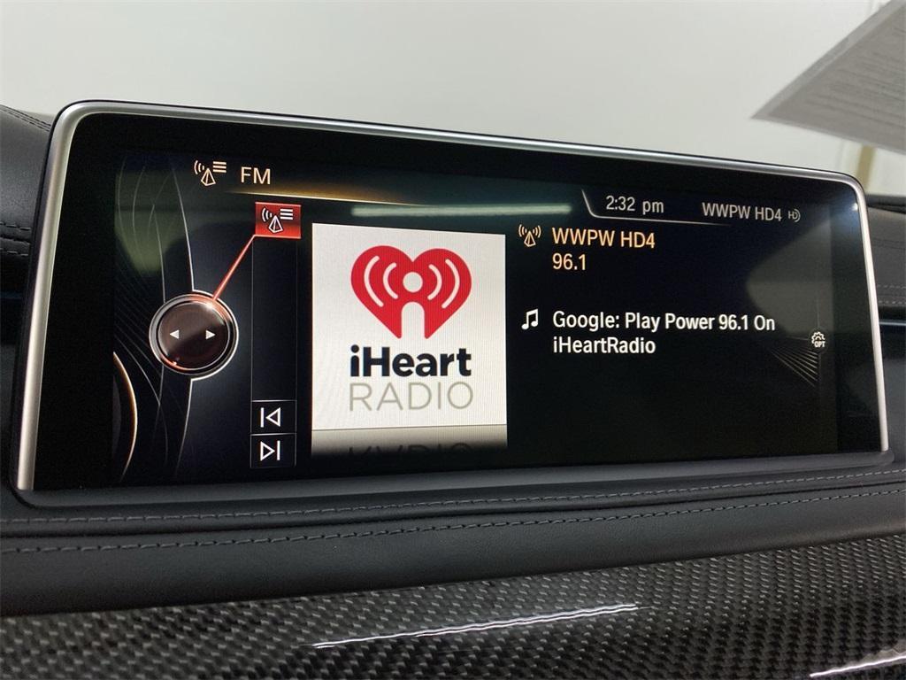 Used 2016 BMW X6 M for sale $53,888 at Gravity Autos Marietta in Marietta GA 30060 34
