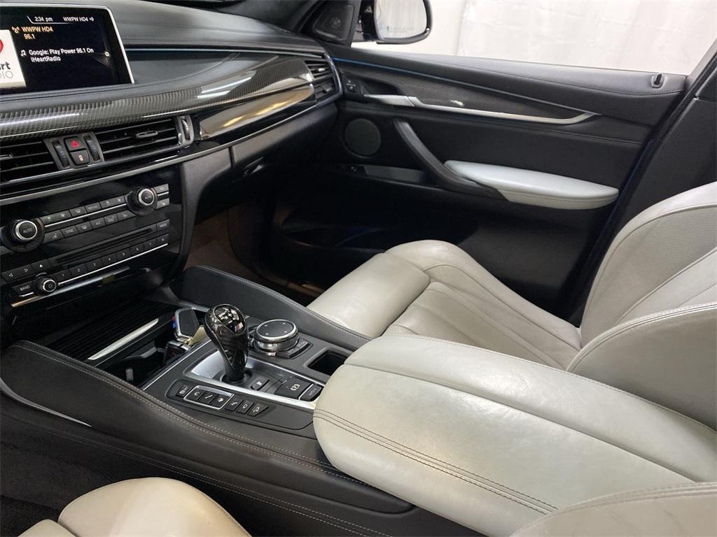 Used 2016 BMW X6 M for sale $53,888 at Gravity Autos Marietta in Marietta GA 30060 41