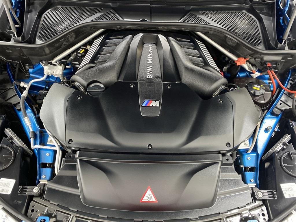 Used 2016 BMW X6 M for sale $53,888 at Gravity Autos Marietta in Marietta GA 30060 49