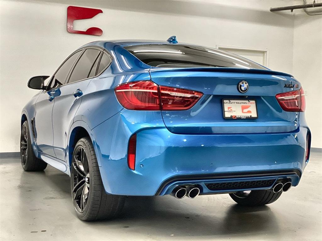 Used 2016 BMW X6 M for sale $53,888 at Gravity Autos Marietta in Marietta GA 30060 7