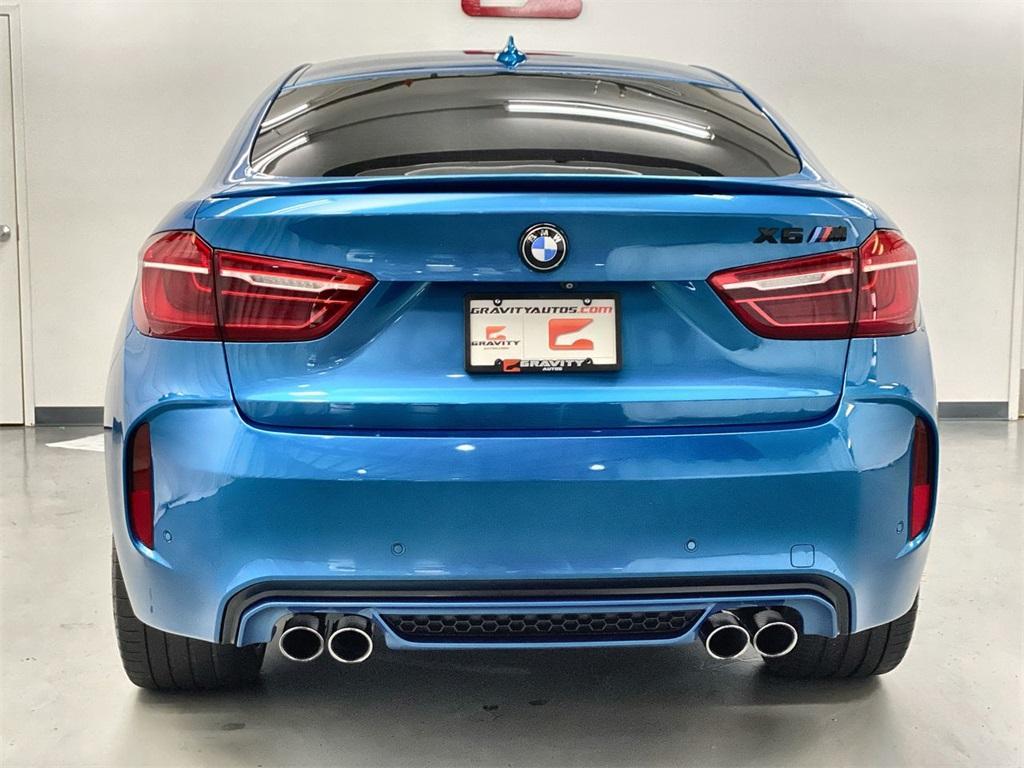 Used 2016 BMW X6 M for sale $53,888 at Gravity Autos Marietta in Marietta GA 30060 8