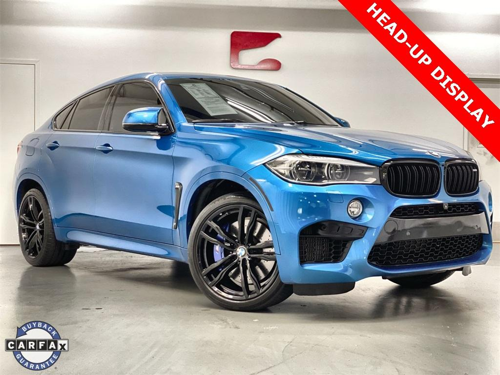 Used 2016 BMW X6 M for sale $53,888 at Gravity Autos Marietta in Marietta GA 30060 1