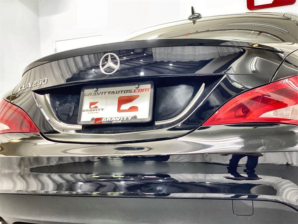 Used 2016 Mercedes-Benz CLA CLA 250 for sale $22,449 at Gravity Autos Marietta in Marietta GA 30060 12