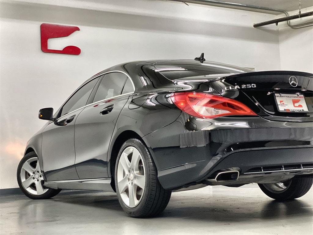 Used 2016 Mercedes-Benz CLA CLA 250 for sale $22,449 at Gravity Autos Marietta in Marietta GA 30060 13
