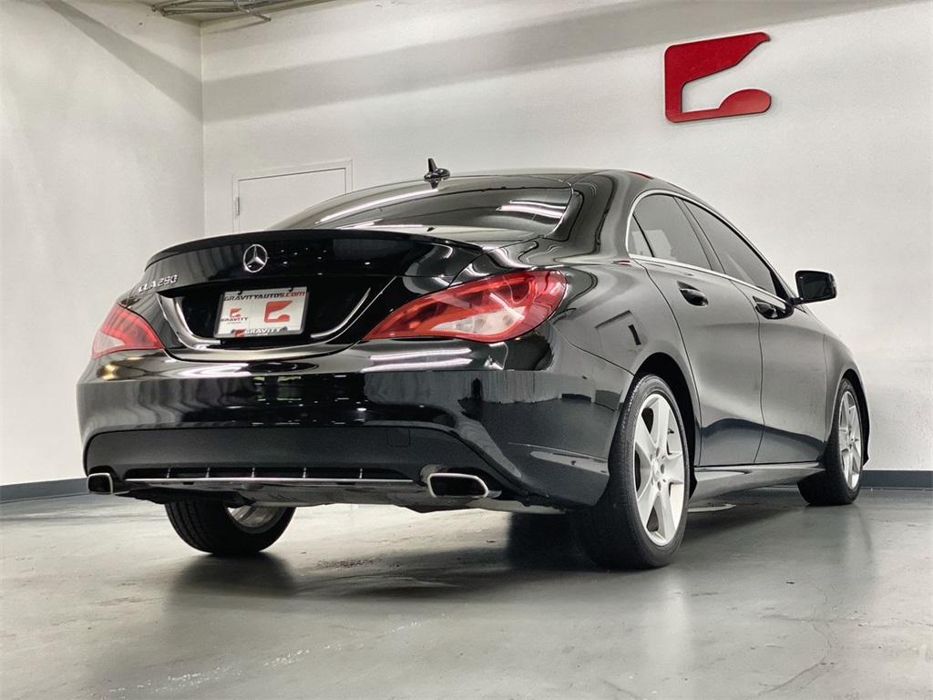 Used 2016 Mercedes-Benz CLA CLA 250 for sale $22,449 at Gravity Autos Marietta in Marietta GA 30060 9