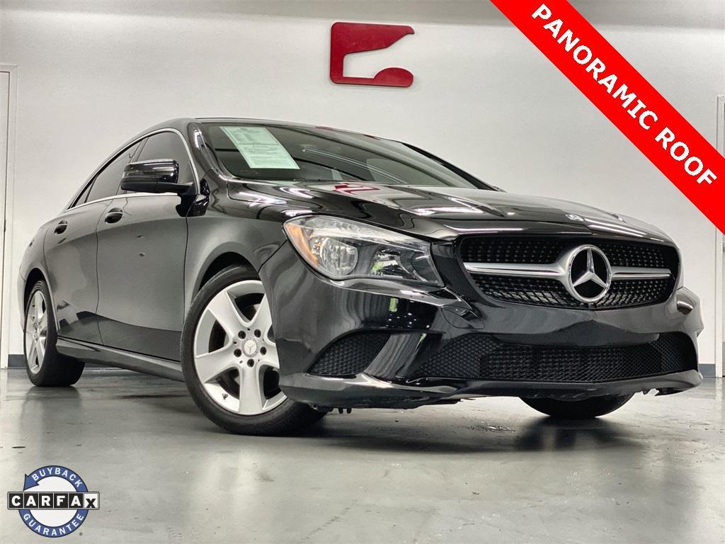 Used 2016 Mercedes-Benz CLA CLA 250 for sale $22,449 at Gravity Autos Marietta in Marietta GA 30060 1