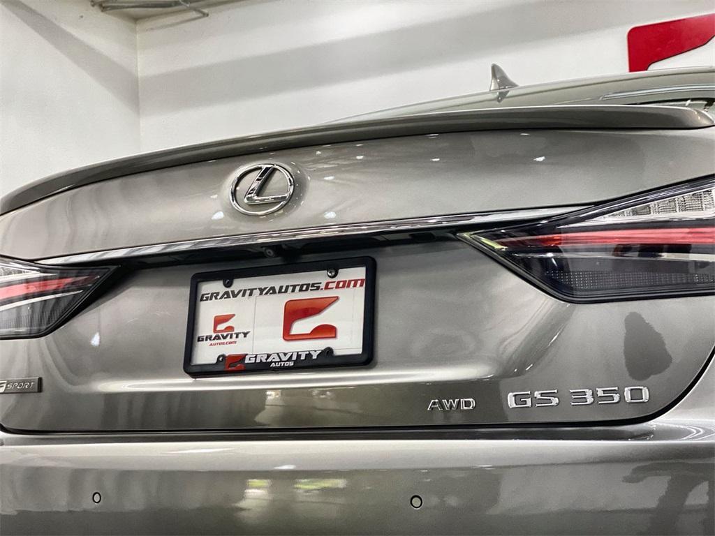 Used 2018 Lexus GS 350 F Sport for sale $39,440 at Gravity Autos Marietta in Marietta GA 30060 12