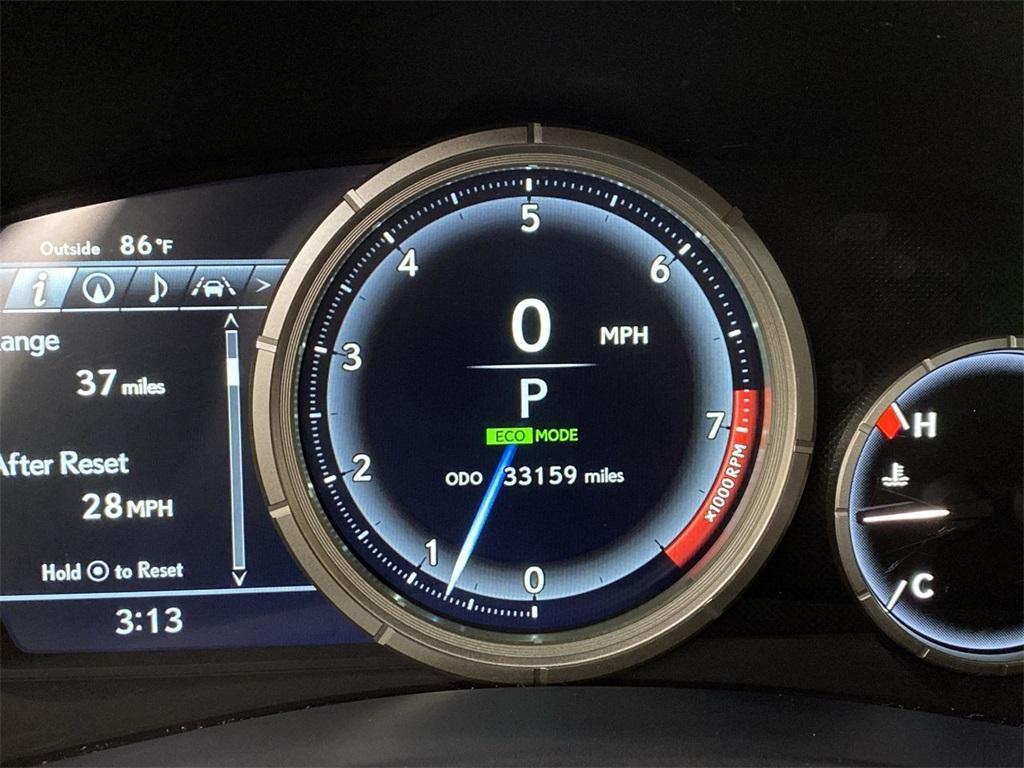 Used 2018 Lexus GS 350 F Sport for sale $39,440 at Gravity Autos Marietta in Marietta GA 30060 28