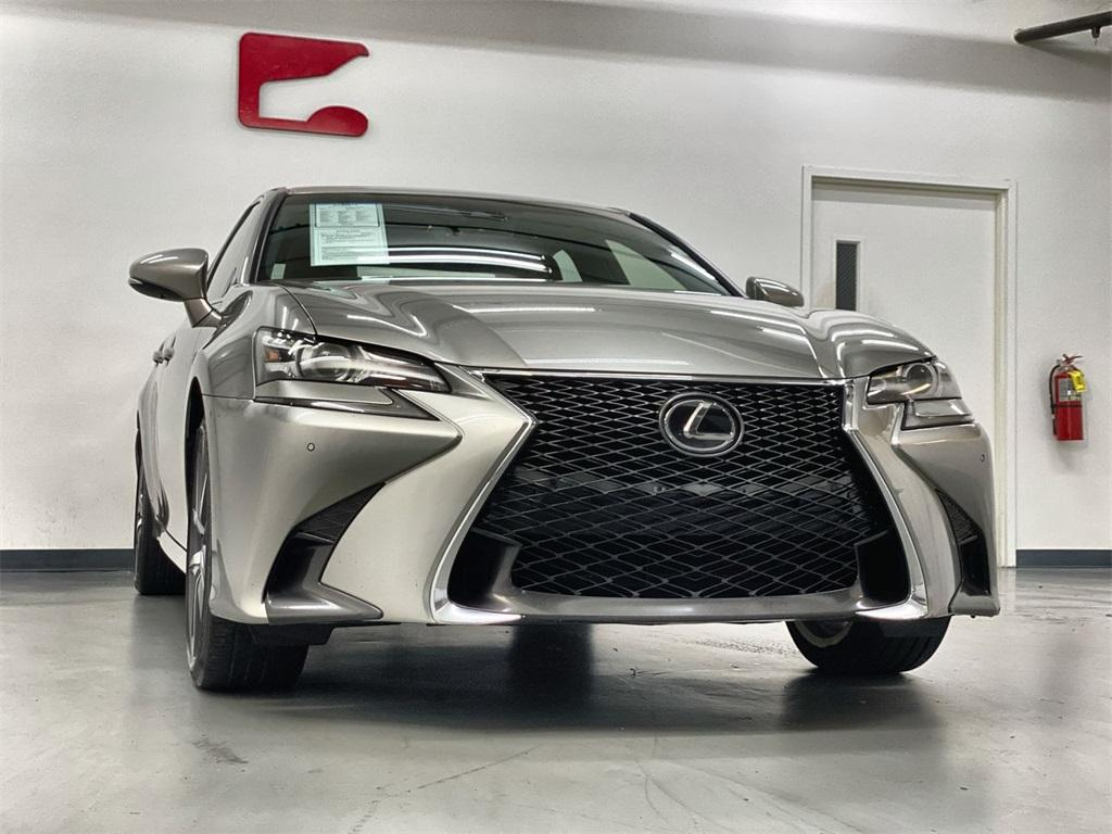 Used 2018 Lexus GS 350 F Sport for sale $39,440 at Gravity Autos Marietta in Marietta GA 30060 3