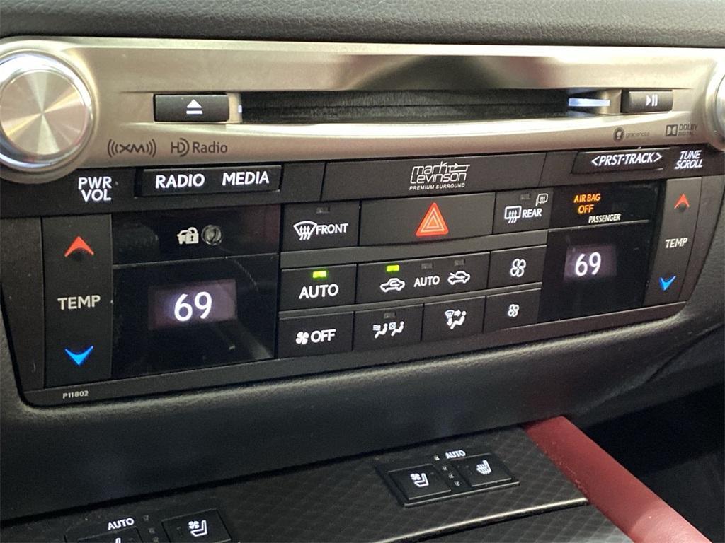 Used 2018 Lexus GS 350 F Sport for sale $39,440 at Gravity Autos Marietta in Marietta GA 30060 35