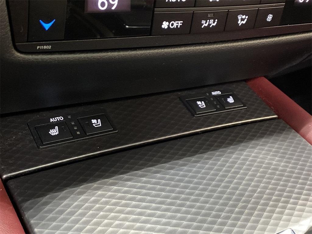 Used 2018 Lexus GS 350 F Sport for sale $39,440 at Gravity Autos Marietta in Marietta GA 30060 36