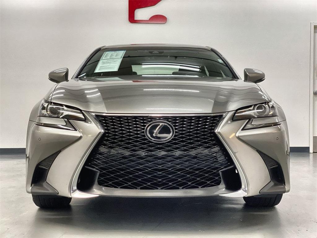 Used 2018 Lexus GS 350 F Sport for sale $39,440 at Gravity Autos Marietta in Marietta GA 30060 4